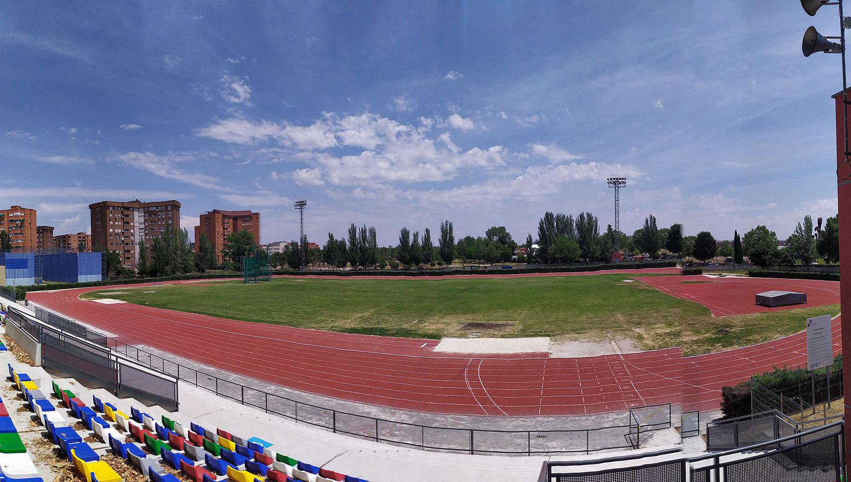 Polideportivo Municipal Europa