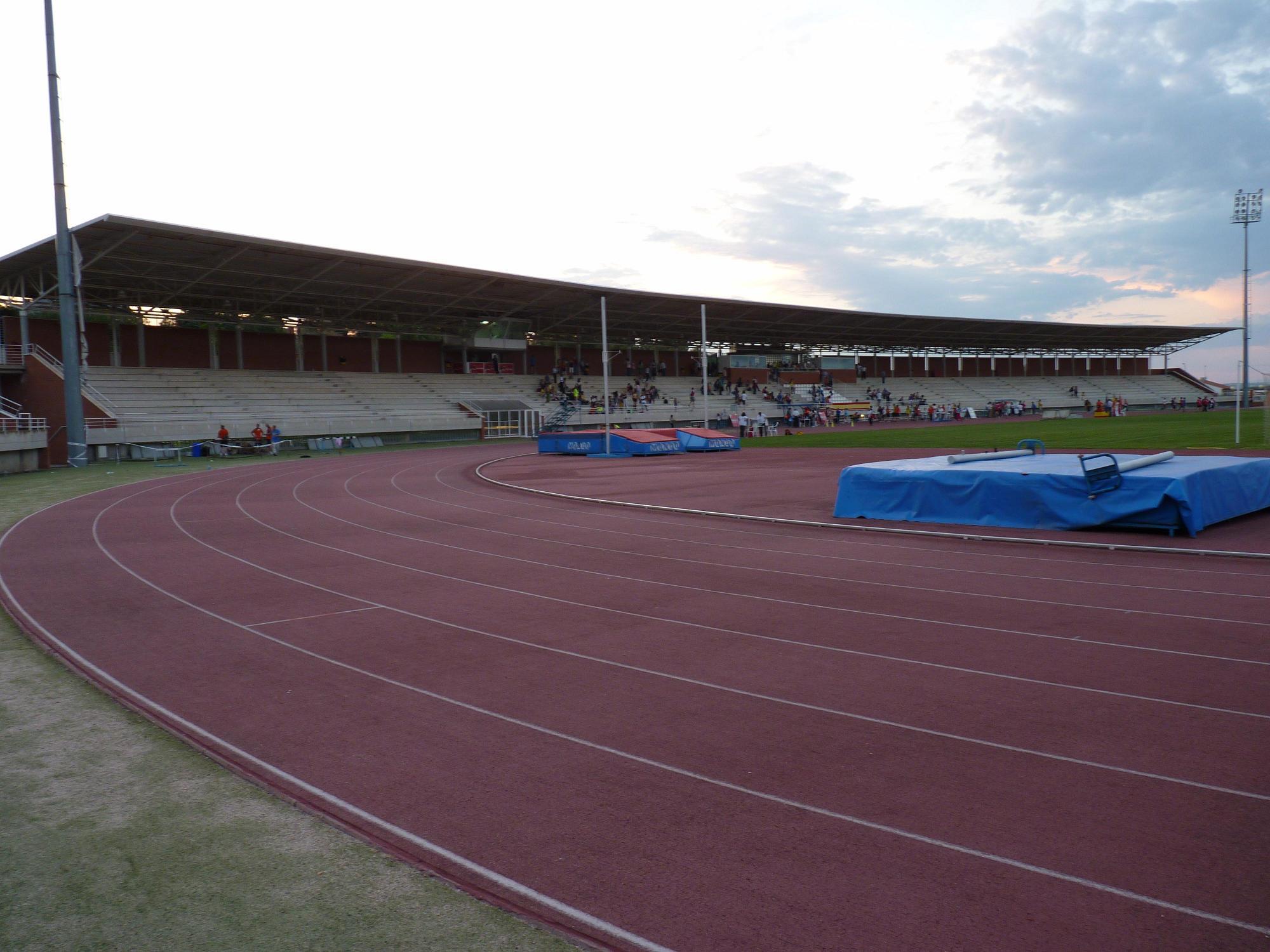 Polideportivo Municipal El Deleite