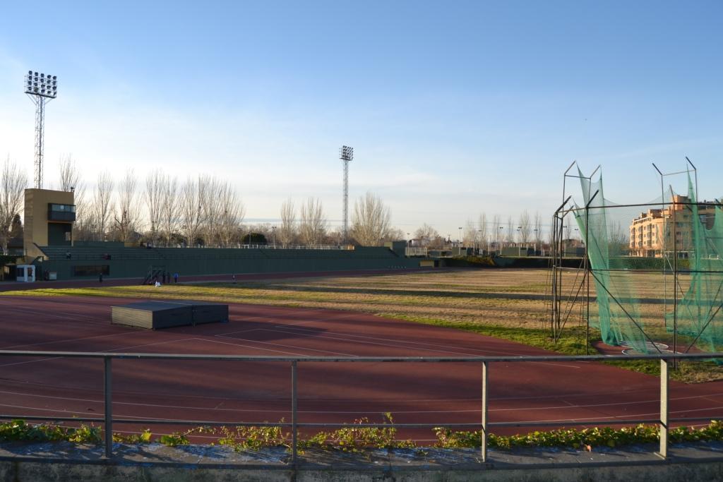 Polideportivo Municipal de Aluche