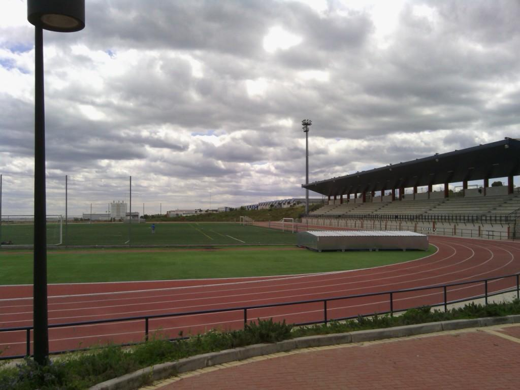 Instalaciones for Puerta 8 ciudad deportiva