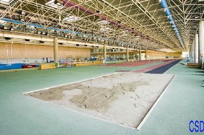 Módulo Cubierto de Atletismo del CSD