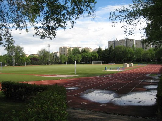 Polideportivo Municipal de Orcasitas