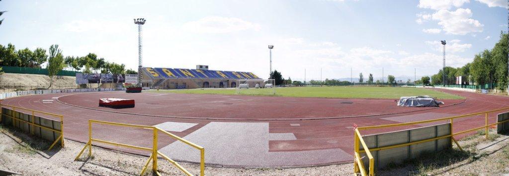 Centro Deportivo Municipal Martin Temiño