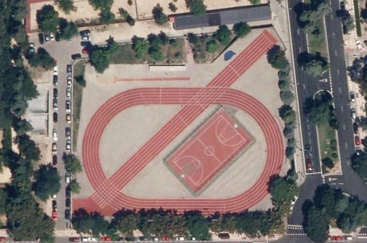 Polideportivo Municipal Quinta de Los Molinos I