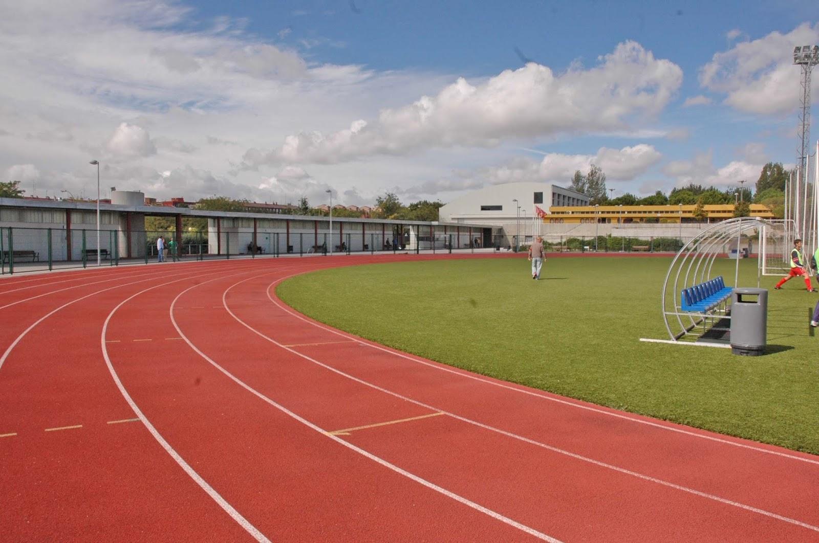 Instalación deportiva Municipal Vicalvaro