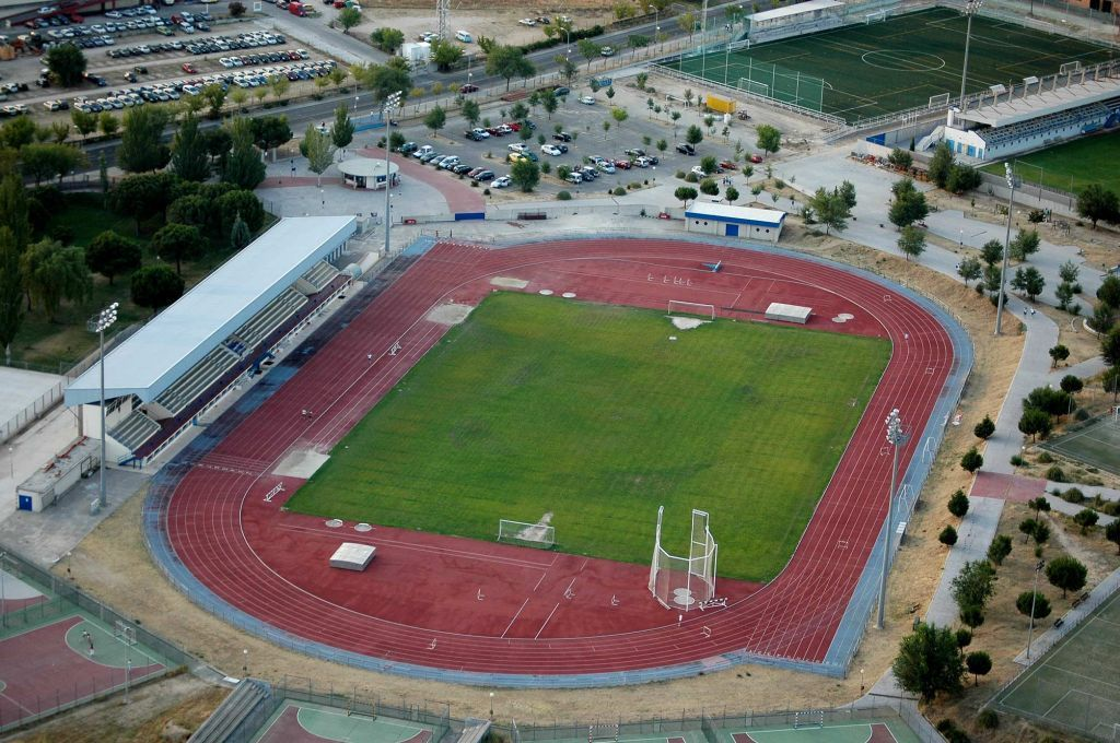 Polideportivo Prado de Santo Domingo